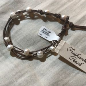 NWT Freshwater Peal Boutique Bracelet
